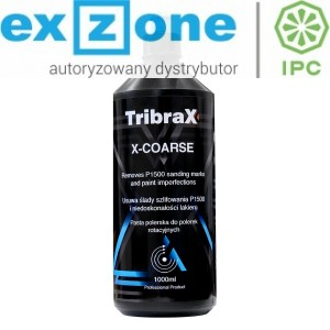 TRIBRAX PASTA POLERSKA X-COARSE 1000ML