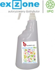 Biologiczny Neutralizator Plam i Zapachów SC56 Micro Power Bio 650 ml
