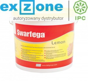 Swarfega Lemon 15L pasta do rąk
