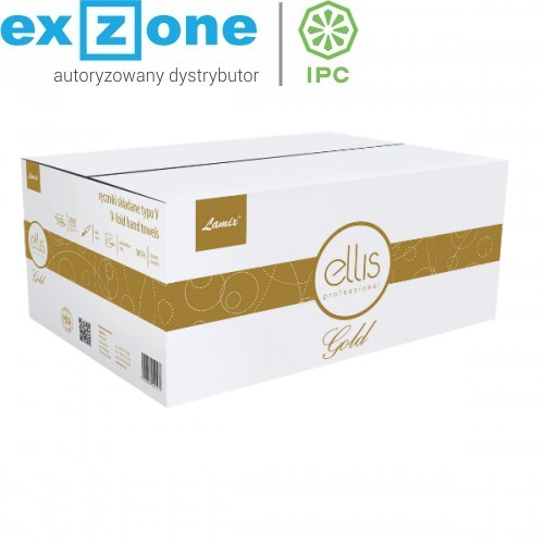 V ELLIS PROFESSIONAL GOLD 2500