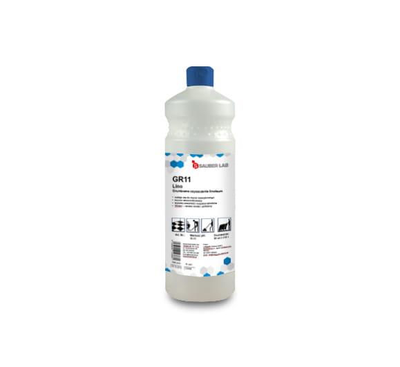 GR11 Lino Clean Gruntowne Czyszczenie Linoleum 10L