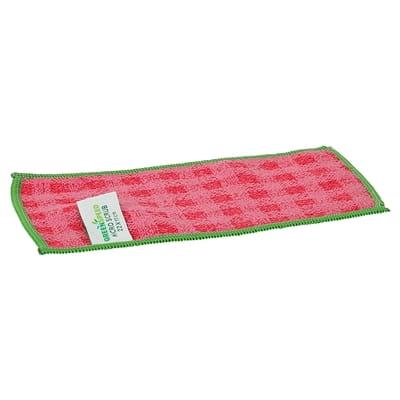 Image of GreenSpeed Ściereczka z Microfibry Micro Scrub 22 X 11 cm Czerwona
