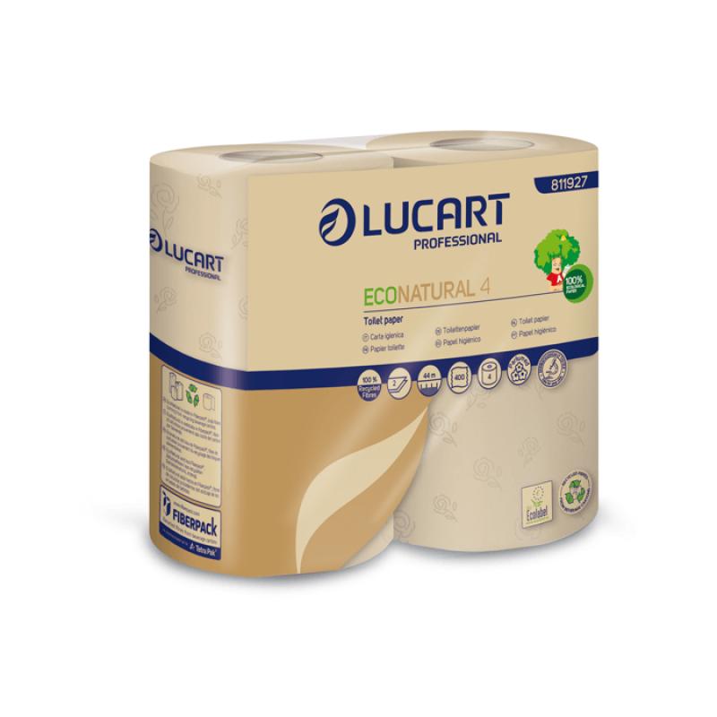Image of Lucart Eco Natural 4 szt 4