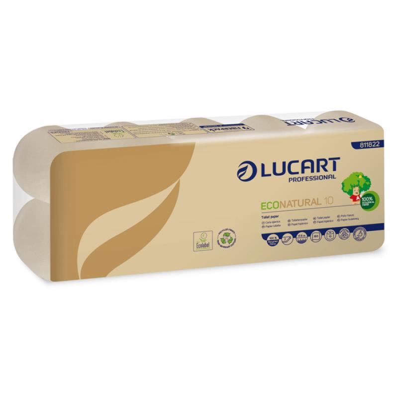 Image of Lucart Eco Natural 10 opakowanie 10 szt