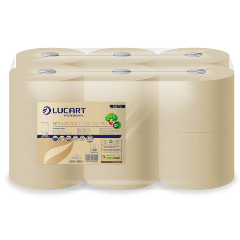 Image of Lucart Eco Natural L-ONE MINI 180